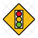 Traffic Lights Traffic Light Red Red Light Icon