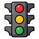 Traffic Lights Traffic Signals Traffic Lamp Icon