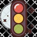 Traffic Lights Traffic Light Signal Light Icon