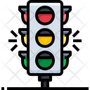 Traffic Lights Traffic Signal Signal Light Icon