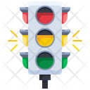Traffic Lights Traffic Signal Signal Light Icon