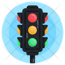 Signal Lights Traffic Lights Traffic Signals Icon