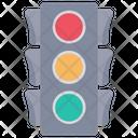 Semaphore Stoplight Traffic Lights Icon