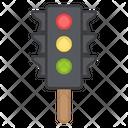 Traffic Lights Traffic Lamps Stoplights Icon