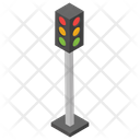 Traffic Lights Traffic Signals Road Lights Icon
