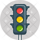 Traffic Lights Sign Icon