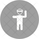 Traffic Policeman Officer Icon