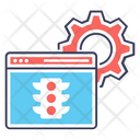 Traffic Optimization Icon