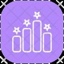Traffic Rank Ranking Icon