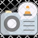 Traffic Report Icon
