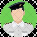 Traffic Sergeant Warden Icon