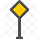Traffic Sign Road Icon
