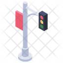 Traffic Navigation Automotive Navigation Traffic Signals Icon