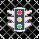 Signal Web Light Icon