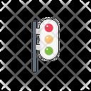 Signal Road Light Icon