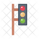 Signal Traffic Stop Icon