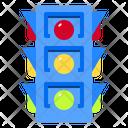Light Traffic Lighting Icon