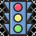 Traffic Signal Traffic Light Traffic Lights Icon