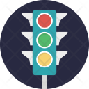 Traffic Signals Light Icon