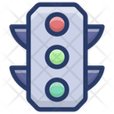 Traffic Signals Traffic Light Signal Light Icon