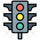Traffic Signals Icon