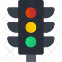 Traffic Signals Traffice Lights Traffic Semaphore Icon