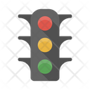 Traffic Light Signal Light Icon