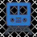 Crane Trail Transport Icon