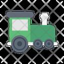 Trail Engine Rail Icon