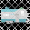 Trailer Caravan Transport Icon