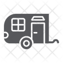 Trailer Car Travel Icon