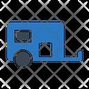 Trailer Caravan Travel Icon