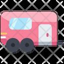 Trailer Transport Transportation Icon