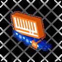 Transport Car Cargo Icon