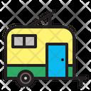 Trailer Vehicle Transport Icon