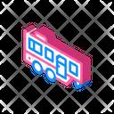 Trailer Mobile Home Icon