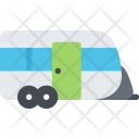 Trailer House Delivery Icon