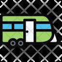 Trailer House Vehicle Icon