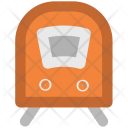 Train Locomotive Tramway Icon