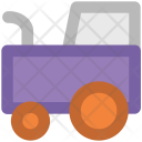 Train Engine Locomotive Icon