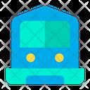 Vehicle Ground Train Railway Icon