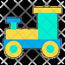 Children Toy Toy Train Baby Train Icon