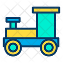 Children Toy Toy Train Baby Train Icon