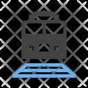 Train Transport Travel Icon