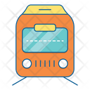 Train Transport Transportation Icon