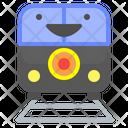 Train Tram Railway Icon
