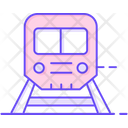 Train Delivery Transport Icon