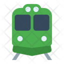 Locomotive Metro Railroad Icon