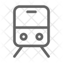 Train Railroad Railway Icon