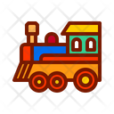 Train Train Toy Game Icon